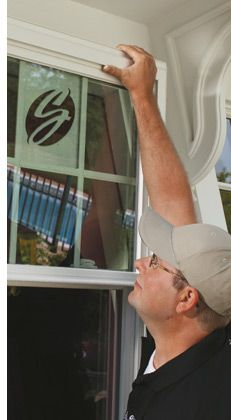 Prism by Simonton - The Norandex Advantage Vinyl Replacement Windows