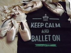 I miss my mess of pointe shoes... And the blisters they accrued on my feet.