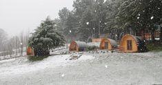 Glamping em Vinhais: as casinhas de Hobbit em Bragança que tem de experimentar