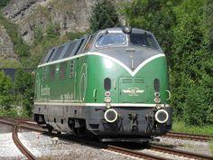 V200 053 B.E.G. Brohtaler Eisenbahngesellschaft