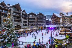 Los Angeles Times | Once podunk, now posh, Northstar at Lake Tahoe has come up in the downhill world