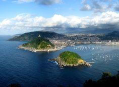 San Sebastián,Basque country