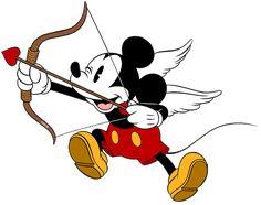 Cupid Mickey