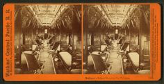Pullman Palace Sleeping Car Palmyra