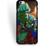 [Pink Black] Iphone 6 (4.7 Inch) Case Vintage Cartoon Anime Martian Manhunter Case for Shockproof Iphone 6 Hard Back Phone Case. Compatible with Iphone 6. FireworkArt's phone case provide great protection on the back for your phone. Perfectly designed to keep your phone from dust, dirt, scratch, etc. Snap-on design make it very easy to install and uninstall. Product material: Hard Plastic 001.