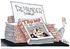 The Donald Trump Comics And Cartoons | The Cartoonist Group