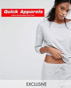 http://www.quickapparels.com/women-soft-grey-jumper-jogging-sweatshirt.html