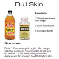 natural-dull-skin-treatment - DIY for Life