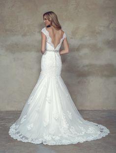 Comfortable, flattering and absolutely gorgeous dress.  #luvbridal #dress #gown #weddinginspiration #wedding #bridaldress