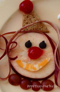 Cute lunch or snack idea for kids!