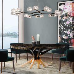 Wild dining room ima