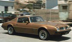James Rockford's Pontiac Firebird Formula from The Rockford Files
