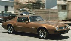 James Rockford's Trans Am from The Rockford File