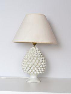Italienische Keramik Tisch Lampe Lampe handgefertigte Künstler…