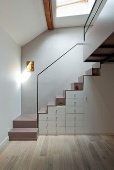 Imagine if Harry Potter sleeps under this beautiful staircase