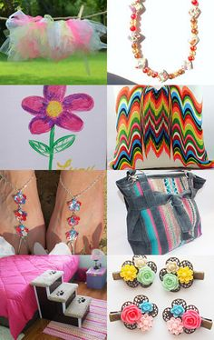 All the colors of the rainbow :) by Gabby on Etsy--Pinned with TreasuryPin.com
