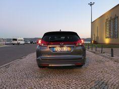Ensaio Honda Civic Tourer 1.6 i-DTEC - Xa das 5