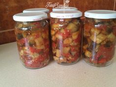 Turkish Recipes, Pickles, Cucumber, Salsa, Mason Jars, Food And Drink, Salsa Music, Restaurant Salsa, Turkish Food Recipes
