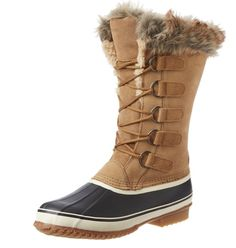 Suede - Imported - Rubber sole - Fully lined with serpa pile and - 200 grams of thinsulate insulation for a -25 rating - Fully waterproof and seam sealed - Removable eva sherpa covered insole