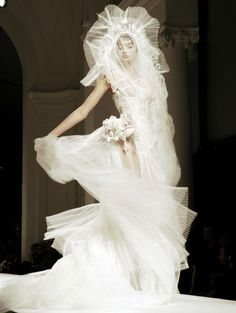 Jean Paul Gaultier haute couture s/s 2009