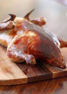 Almost Bourdain: Cantonese-style Roast Duck Recipe