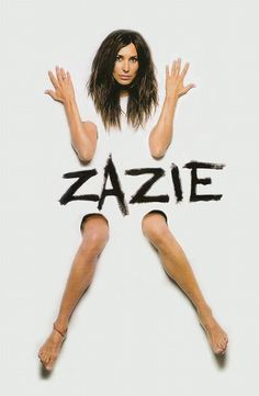 Zazie Zazie, France, Celebrities, Music, Movie Posters, Images, Portraits, Actresses, Music Teachers
