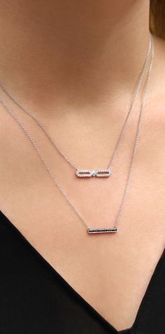 Delicate diamond layers! Create your perfect combo!