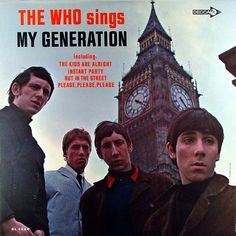 The who sing there own song...