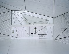 Modern Church in Linz, Austria by X Architecten