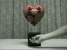 papercraft gear heart