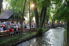 Sommer-Zeit ist Biergarten-Zeit. Hier empfehlen SZ-Autoren die schönsten Biergärten: Hirschgarten, Taxisgarten, Menterschwaige und mehr.