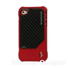 Element Case Vapor Formula for iphone 4S - RED    Cara pemesanan melalui SMS/WhatsApp : 08111279777 atau LINE : zimmergadgets   www.zimmergadgets.jejualan.com