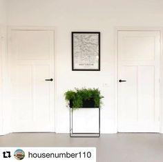 Photo from @intersteel_nl on Instagram on intersteel_nl at 8/14/18 at 11:24AM Doors Interior, House Design, Deco, Decor, Black Door Handles, Door Design, Home, Interior, Doors