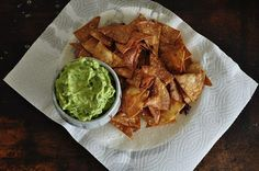 Classic Guacamole + Chips | ¡HOLA! JALAPEÑO
