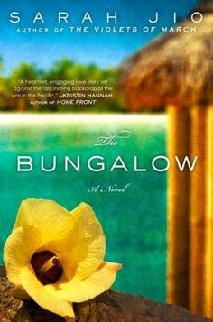 The Bungalow - Sarah Jio  Picked this one up on a recommendation from Jen Lancaster. A very good read!