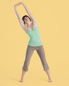 "Morning Energizer Exercises.  This is going to be added to my morning routine.  I love the gentle approach of these stretching exercises.  I'm not a fan of jumping right into it first thing in the ""morning"""