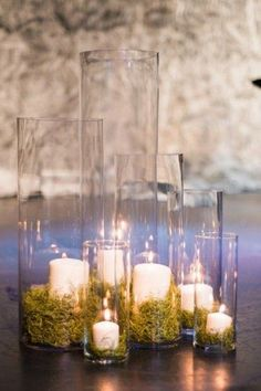 Nice 20 Beautiful wedding candles are easy to make https://weddingtopia.co/2018/04/08/20-beautiful-wedding-candles-are-easy-to-make/ Keeping the theme in mind, you can pick the flowers according to the requirement
