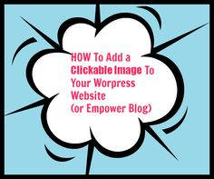 Here is a quick tutorial with a short video that will help make your wordpress website, or Empower Blog be more dynamic!