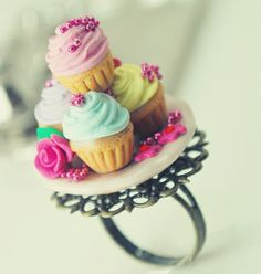 Do not be shocked if you don't see this on my finger - love!!!