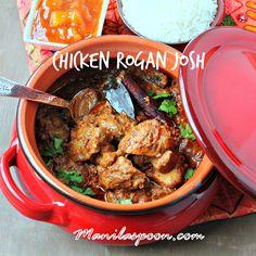 Manila Spoon: Chicken Rogan Josh