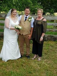 Marriage Celebrant, Bridesmaid Dresses, Wedding Dresses, Celebrities, Fashion, Bridesmade Dresses, Bride Dresses, Moda, Bridal Gowns