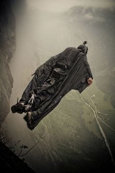 Jeb Corliss you my friend are a complete LEGEND! I think for my next video, I would love to do a wingsuit flying one! What do you think??
