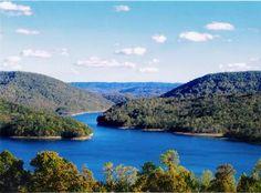 Simply a beautiful lake- Lake Norris, TN