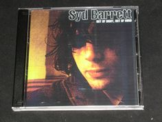 Syd Barrett Out Of Sight, Out of Mind(Rare Canadian Import /2 Cd Set/34 Tracks)