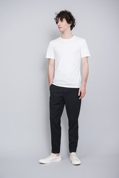 1aa4fb14933 The ASKET T-shirt in white  asket Basic Tees