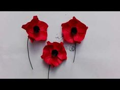 ORIGAMI TUTORIAL - ANOTHER KIND OF LILY FLOWER - YouTube