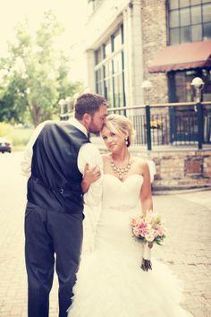 This couple is precious. Photo by Meg C. #MinneapolisWeddingPhotographer #WeddingPhotos