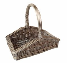 Get the best deals for Garden Basket Small Sloped Sided Antique Wash Trug Box here - Product http://redhamper.co.uk/garden-small-basket-sloped-sided-antique-wash-trug-box/  #gardenbaskets #shoppingbaskets