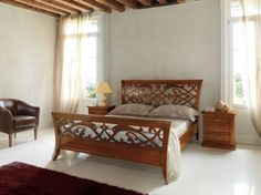 This bed is so beautiful. Wood Beds, Bedroom Inspo, Bed Design, Tiles, Storage, Furniture, Home Decor, Beautiful, Room Tiles