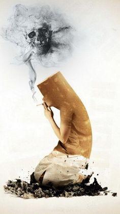 Smoking kills for my sister.please stop smoking cigs